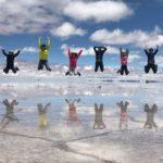 【ボリビア】ウユニ塩湖、鏡張りの世界【ウユニ】