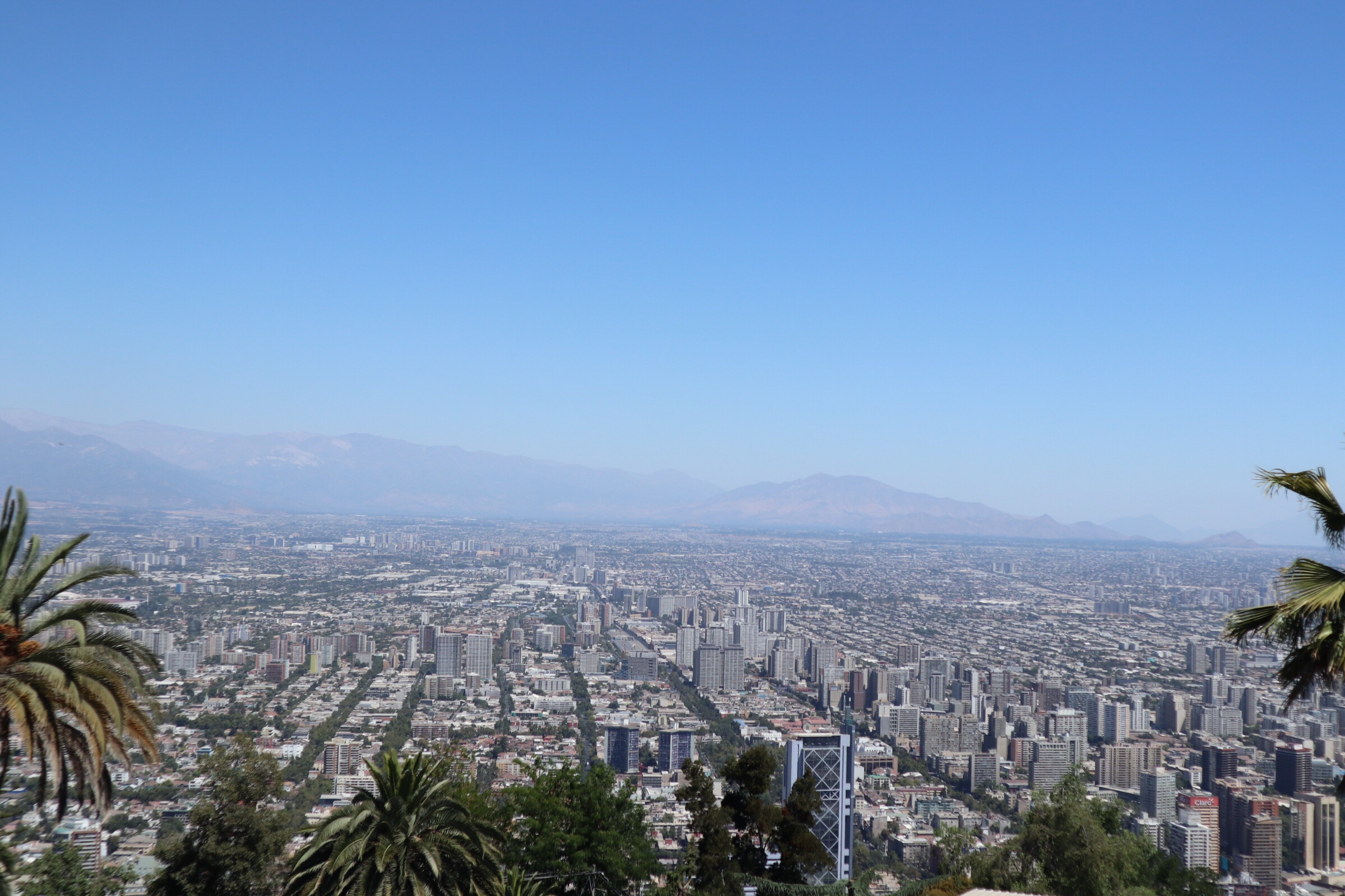 【チリ】サンティアゴの楽しい夜!!【観光】