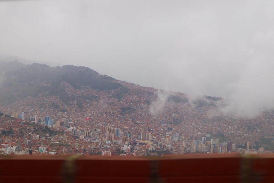 【ボリビア】高山都市ラパスでのひととき【ラパス】