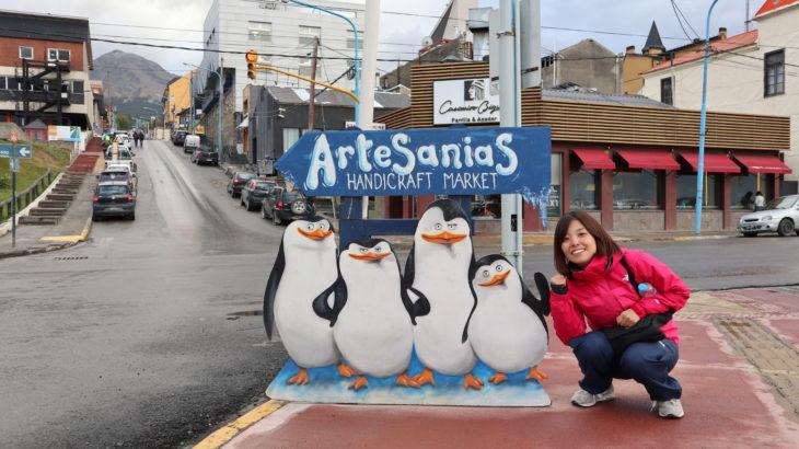 【ウシュアイア】ビーグル水道、ペンギンに会いたい!【観光】