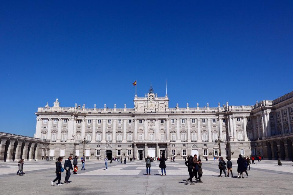 【マドリード】スペインでやりたかった事!!【観光】