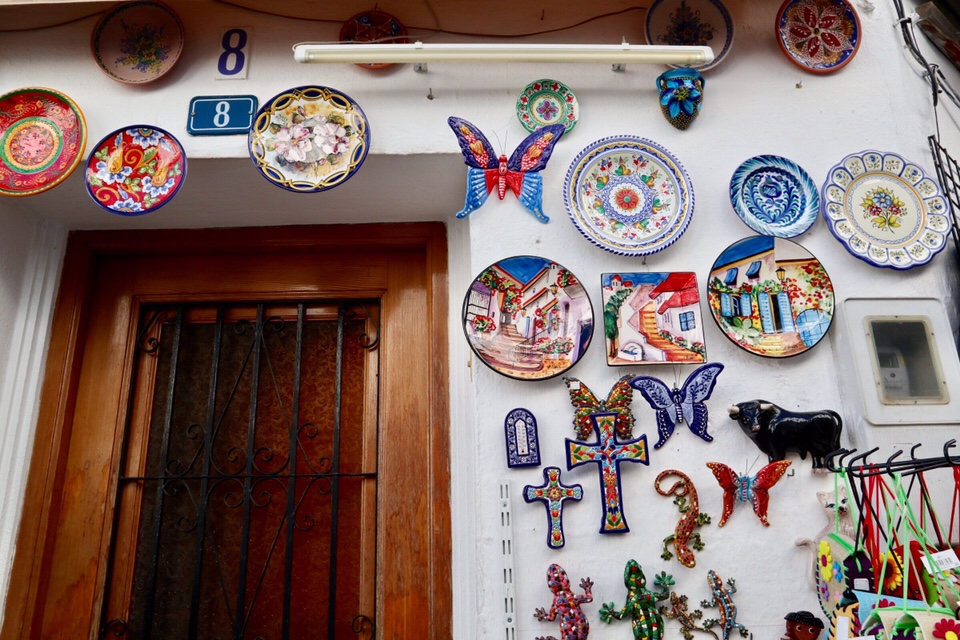 【ミハス】マラガからスペインの白い村ミハスへ【行き方】