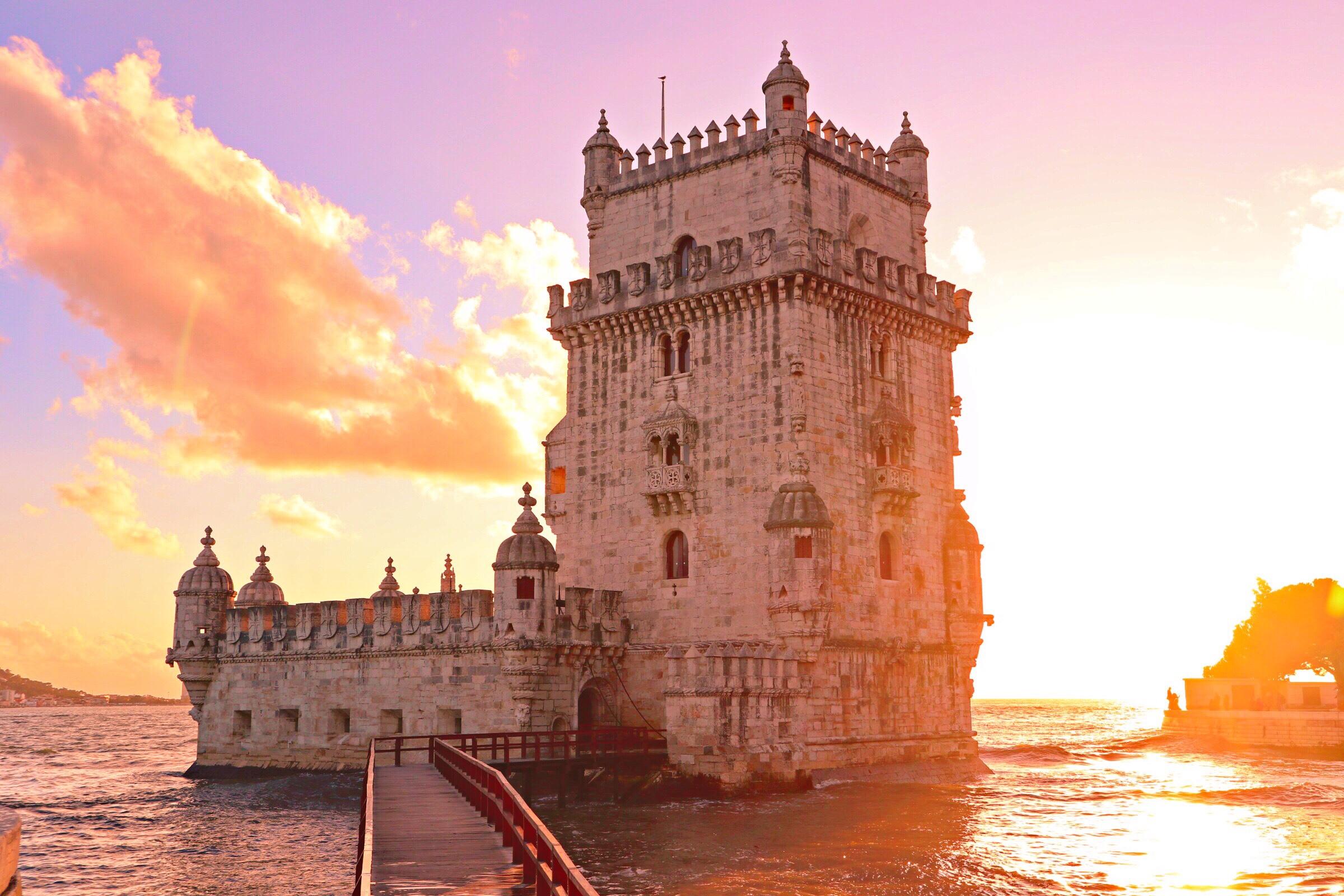 【ポルトガル】リスボンの観光名所、名物料理を満喫!【リスボン】