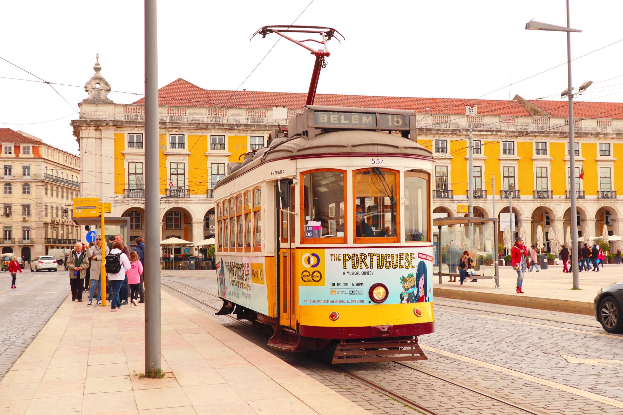 【ポルトガル】旅人の何にもしない日の過ごし方【リスボン】