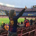 【バルセロナ】FCバルセロナvsアトレティコ・マドリード【サッカー観戦】