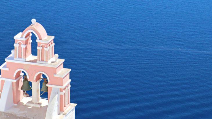 【おすすめ】サントリーニ島の食事&ホテル