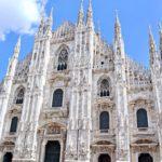 【ミラノ】ミラノの青い空【観光】