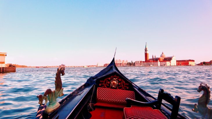 【ヴェネツィア】やっぱり乗りたい、ゴンドラ!!