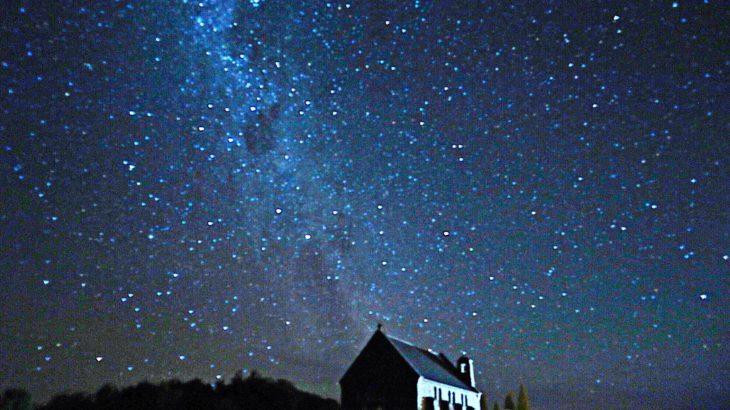 【ニュージーランド】360度!世界遺産級の星空!【テカポ湖】