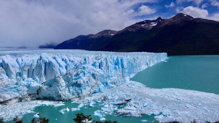 【エルカラファテ】迫力満点!ペリトモレノ氷河【観光】
